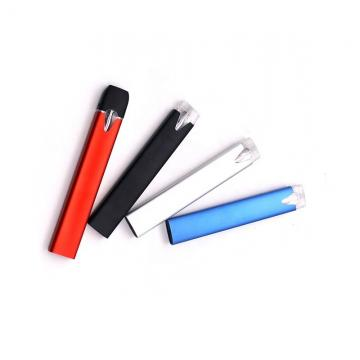 """9"""" x 3"""" Black No E-Cig Business Policy Sign w/ Adhesive Back - 2 PACK"""